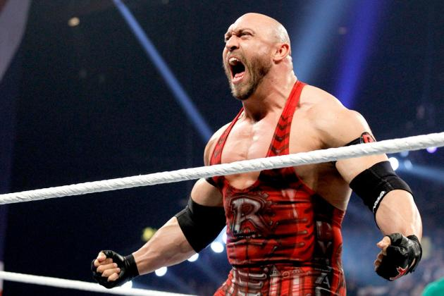 Why Ryback vs. Brock Lesnar at WrestleMania 29 Works