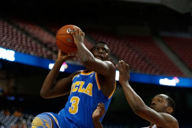 UCLA Ends with 13-2 Run to Close Texas