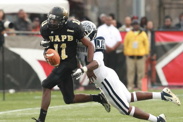 FCS Football: Arkansas-Pine Bluff Wins SWAC Title