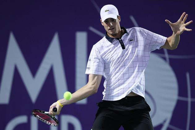 John Isner: Better on Clay or Grass?