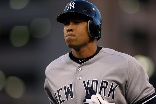 A-Rod Says Diagnosis on Hip Provided Some Relief