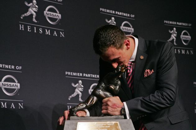 How 2012 Heisman Trophy Voting Will Change the Face of the Award Forever