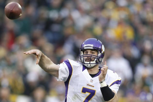 Christian Ponder Can't Cut It for Minnesota Vikings, so What Comes Next?