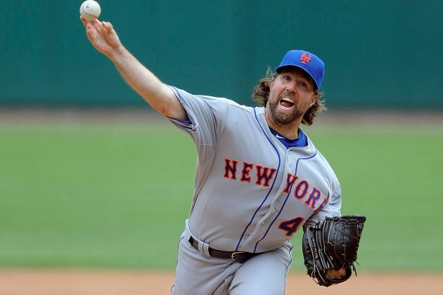 New York Mets: Why They Won't Regret How They Handled R.A. Dickey