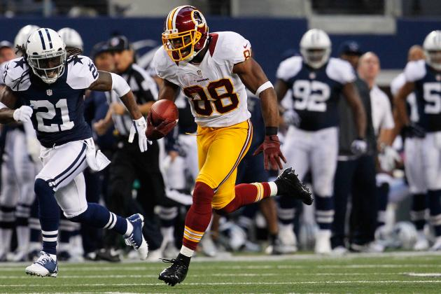 Redskins Playoff Push Strengthened by Pierre Garcon's Explosive Return