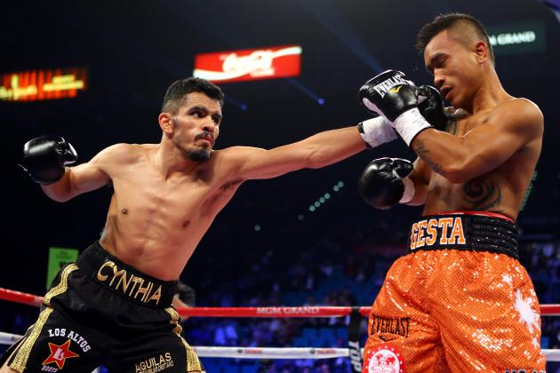 Miguel Vazquez vs. Mercito Gesta: Round-by-Round Highlights and Recap