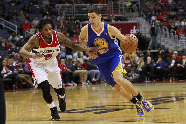 Escaping the Trap (Warriors 101, Wizards 97) | Fast Break