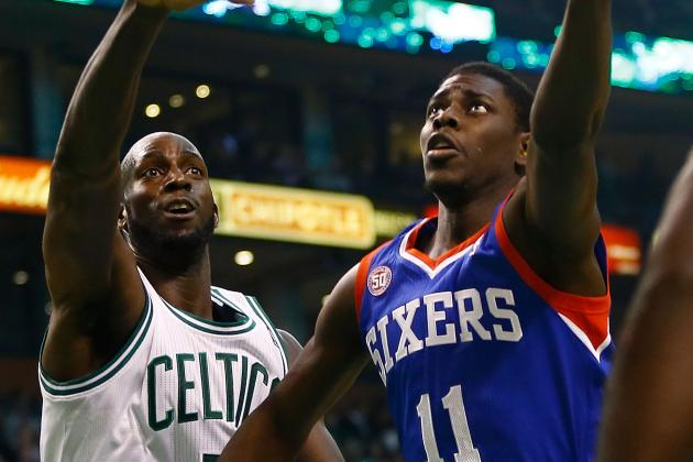 76ers No Match for Celtics on Second of Home and Home