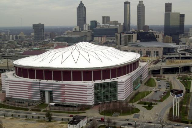 Atlanta Falcons: Will Fans Warm Up to New Stadium Talk?