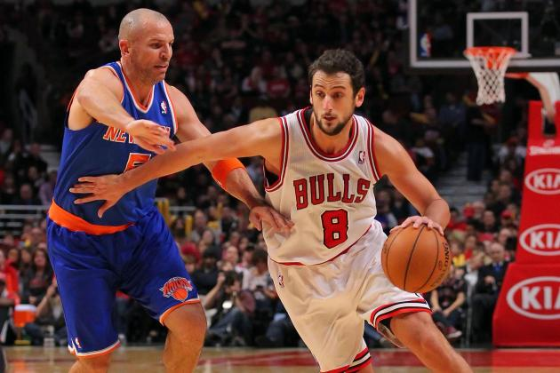 Knicks vs. Bulls: Chicago Wins Third Consecutive Game, Beats Knicks 93-85