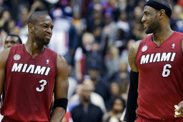 Miami Heat Breaks 2-Game Slide with Win vs. New Orleans