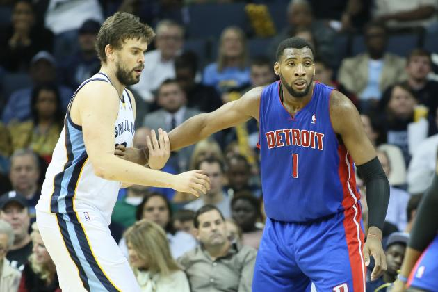 NBA Rookie Watch: Detroit's Andre Drummond