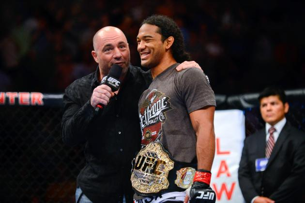 Benson Henderson vs. Nate Diaz: What's Next for Benson Henderson?
