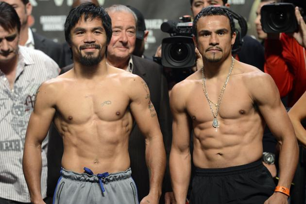 Pacquiao vs. Marquez 4 Contract: Details on Prize Fight Money and Purse