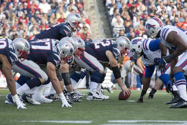 Patriots Offensive Line Faces Toughest Challenge vs. Texans, 49ers Defenses