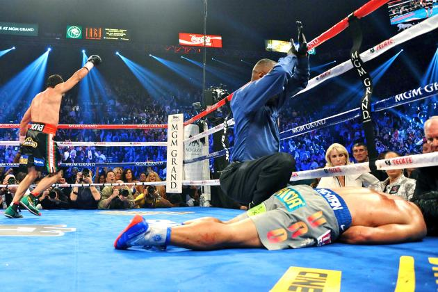 Pacquiao vs. Marquez Results: Dinamita Defeats Pac-Man Via Knockout