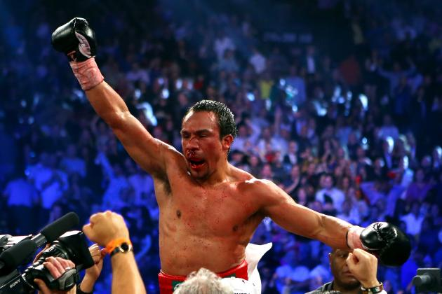Juan Manuel Marquez: 6th-Round KO Gets JMM out of Pacquiao's Shadow