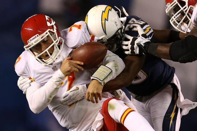 San Diego Chargers: Why the Defense Could Help Bring You a Fantasy Championship