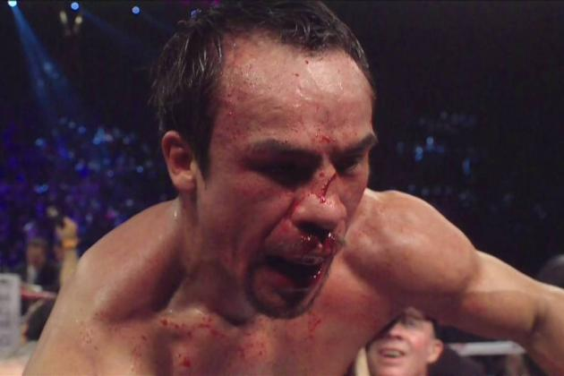 Pacquiao vs. Marquez Highlights: Key Moments That Tell Story of Bloody Battle