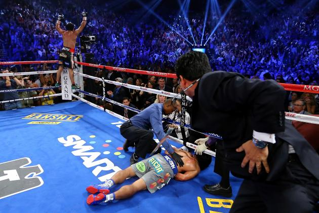 Manny Pacquiao: How Marquez Result Impacts Potential Fight with Mayweather