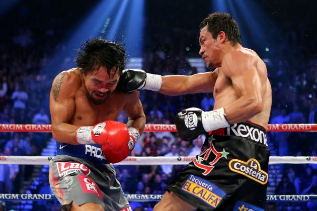 Juan Manuel Marquez Knocks Out Manny Pacquiao And Changes Both Legacies Forever