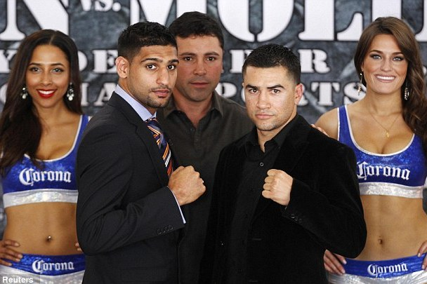 Amir Khan vs Carlos Molina: Will California Fighter Have His 'Rocky' Moment?