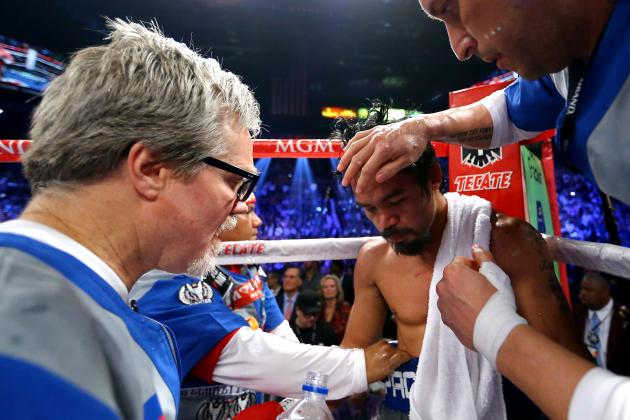 Pacquiao vs. Mayweather: Pac-Man's Loss to Marquez Ends Any Chance of Superfight