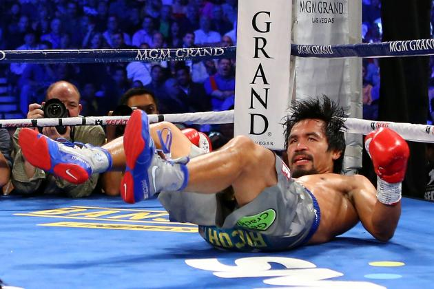 Pacquiao vs. Marquez 4 Replay: Video Highlights of Dinamita's Spectacular KO