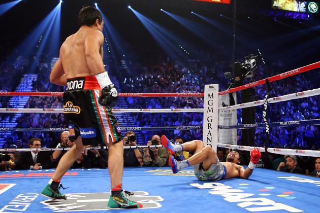 Manny Pacquiao Loses Fight: Pac-Man's Legacy Destroyed by One Counter-Punch