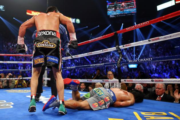 Pacquiao vs. Marquez 4 Knockout: How Surprise Result Affects Each Fighter