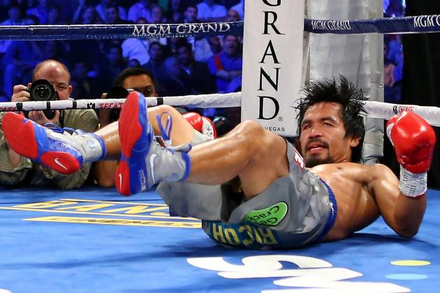 Manny Pacquiao Knocked Out: Aggressive Gameplan Cost Pac-Man More Than Part 4