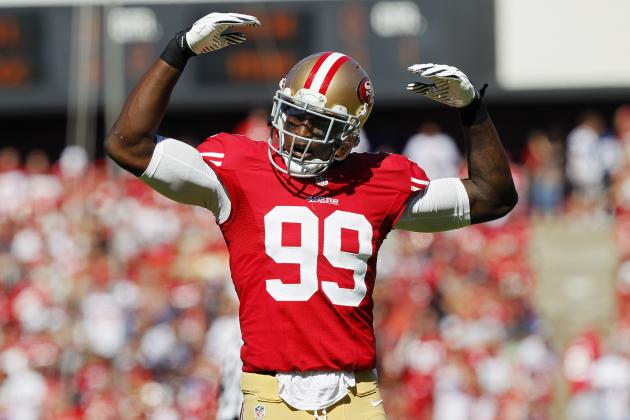 Aldon Smith: Will San Francisco 49ers Star Break Single-Season Sack Record?