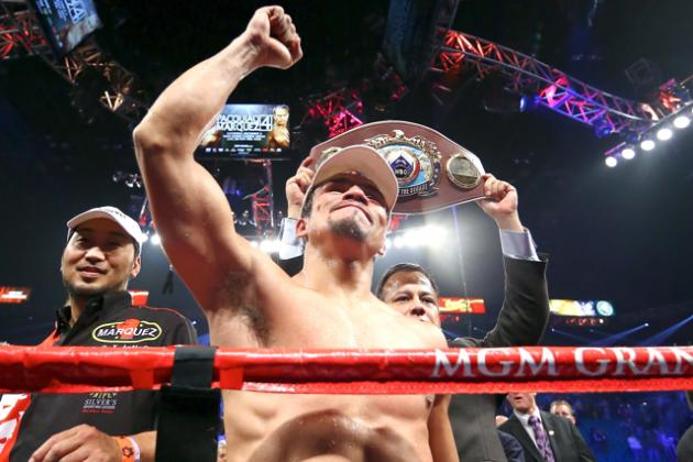 Pacman vs. Marquez 4: Why Marquez's KO of Pacquiao Is Good for Boxing