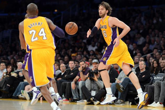 Pau Gasol: Latest Trade Rumors Concerning Los Angeles Lakers Superstar