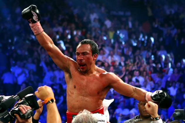 Pacman vs. Marquez 5: Dinamita Would Be Insane to Fight Pacquiao Again