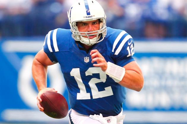 Tennessee Titans vs. Indianapolis Colts: Live Score, Highlights and Analysis