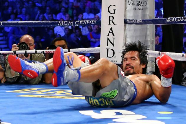 Manny Pacquiao's Next Fight: 3 Fighters Who Would Take Down Pac-Man