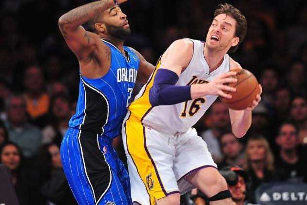 Pau Gasol: Latest Trade Rumors Concerning Los Angeles Lakers Superstar