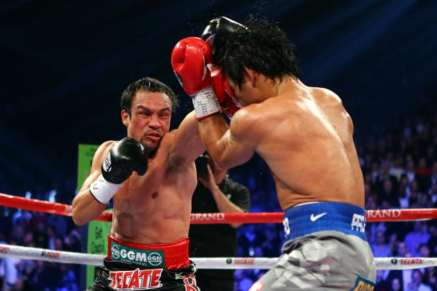 Juan Manuel Marquez: Ranking Best Opponents for Dinamita's Next Fight