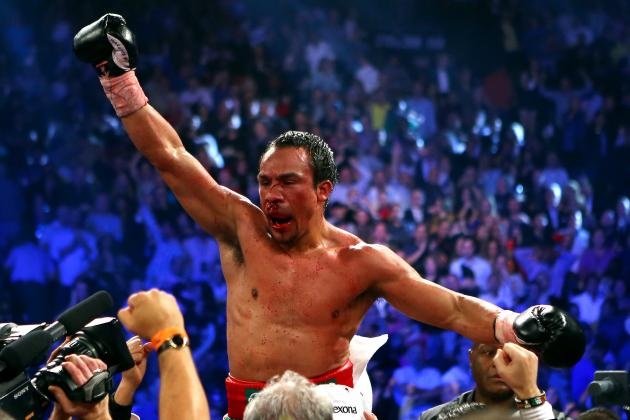 Juan Manuel Marquez Next Fight: Floyd Mayweather Is Logical Target for Marquez
