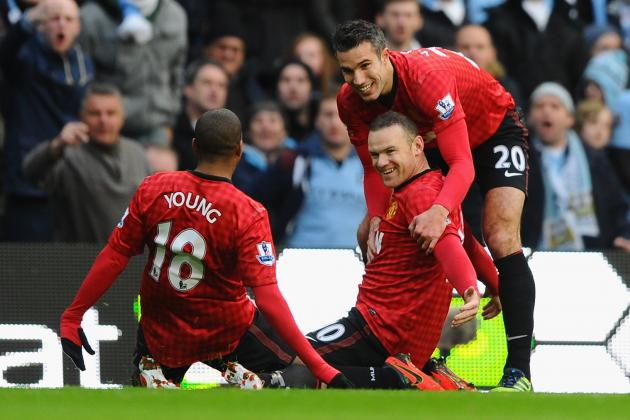 Manchester City vs. Manchester United: Score, Analysis and Grades