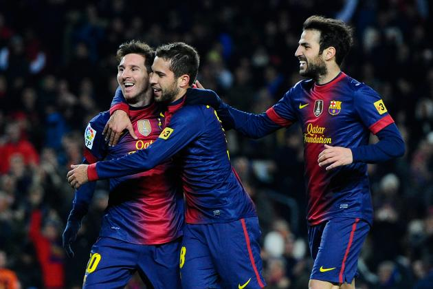 Real Betis vs. Barcelona: Most Important Players in La Liga Clash