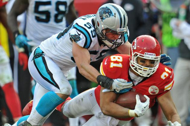 Defense Is in Panthers LB Luke Kuechly''s DNA