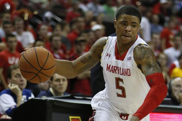 Maryland beats South Carolina State for eighth straight win