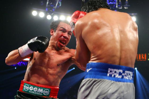 Pacquiao vs. Marquez Winner: Dinamita Showed Resolve in Knock-out Victory