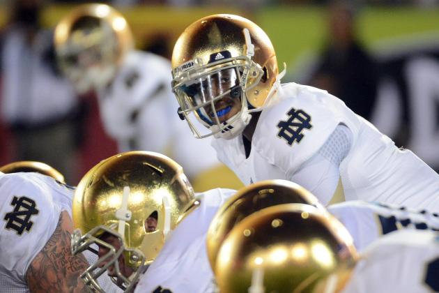 Notre Dame Football: Underdog Role Will Serve Fighting Irish Well vs. Alabama