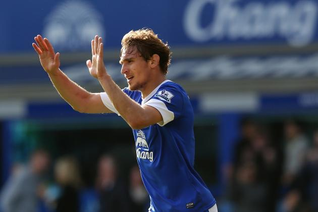 Two Late Goals Lead Everton to Win over Tottenham