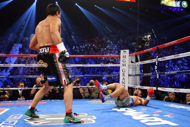 Manny Pacquiao Must Retire After 4th Fight with Marquez