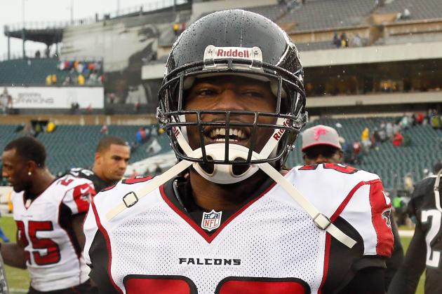 William Moore out for Falcons