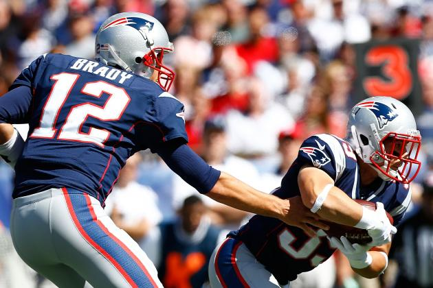 Breaking Down the Best Third-Down Playcalls of the New England Patriots' Season